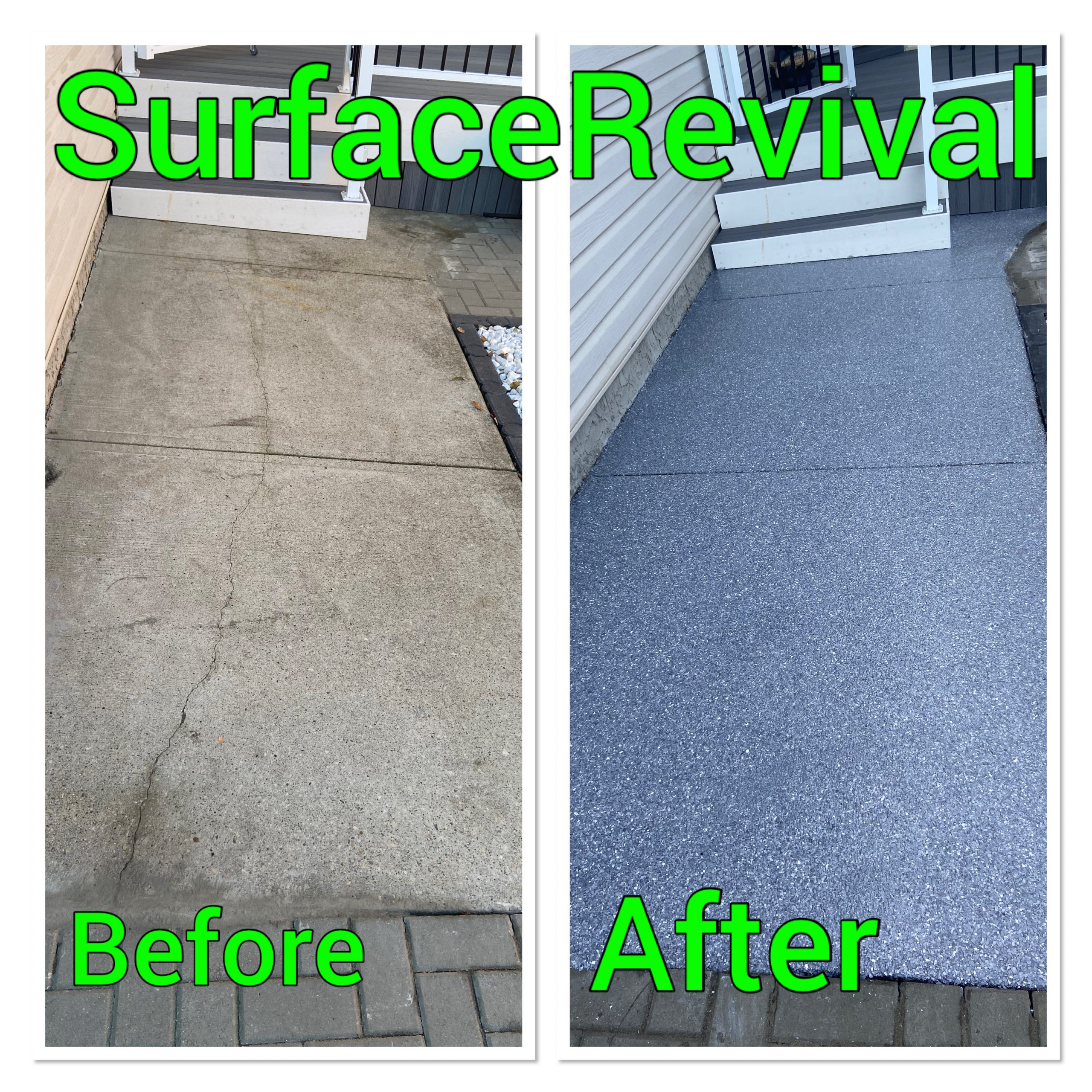 Surface Revival - Concrete Coatings